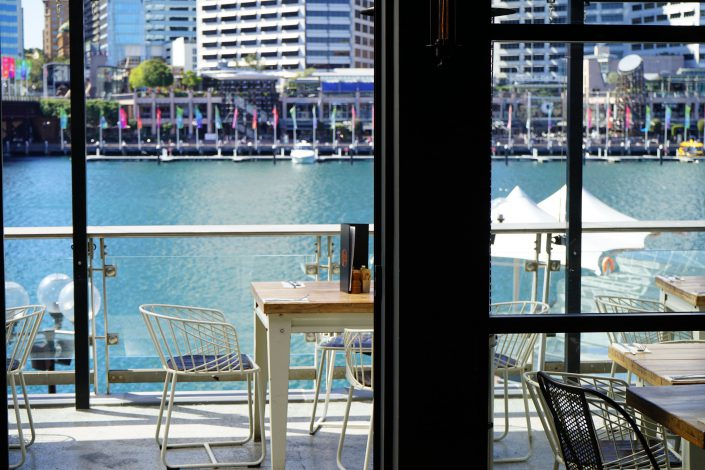 Harbour Bar & Kitchen Darling Harbour View