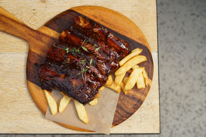 Harbour Bar & Kitchen Ribs
