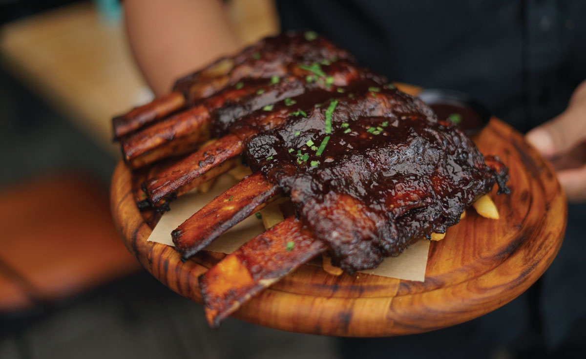 Main Menu - Ribs