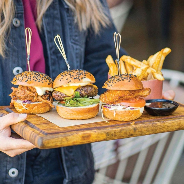 Book a function at HBK Sliders