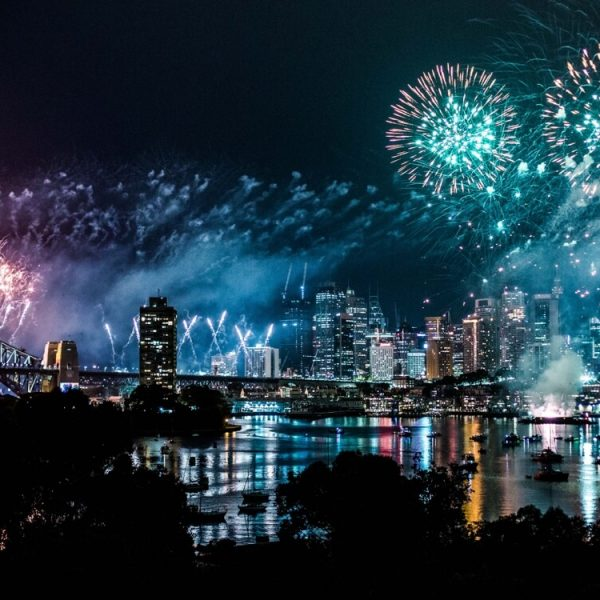 See The New Year 2019 at HBK Fireworks Sydney