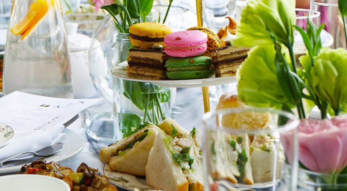 You Deserve High Tea On The Harbour