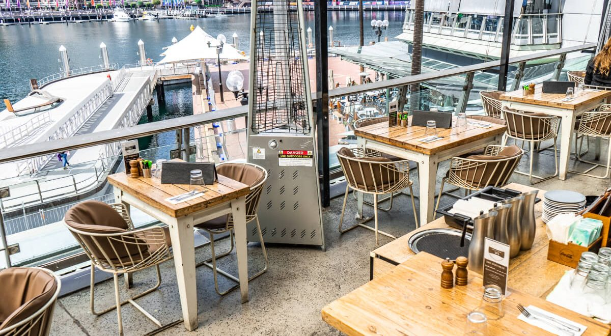 About Harbour Bar & Kitchen